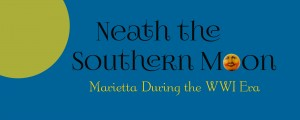 Neath the Southern moon title