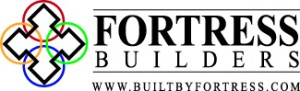 Fortress Logo with Website